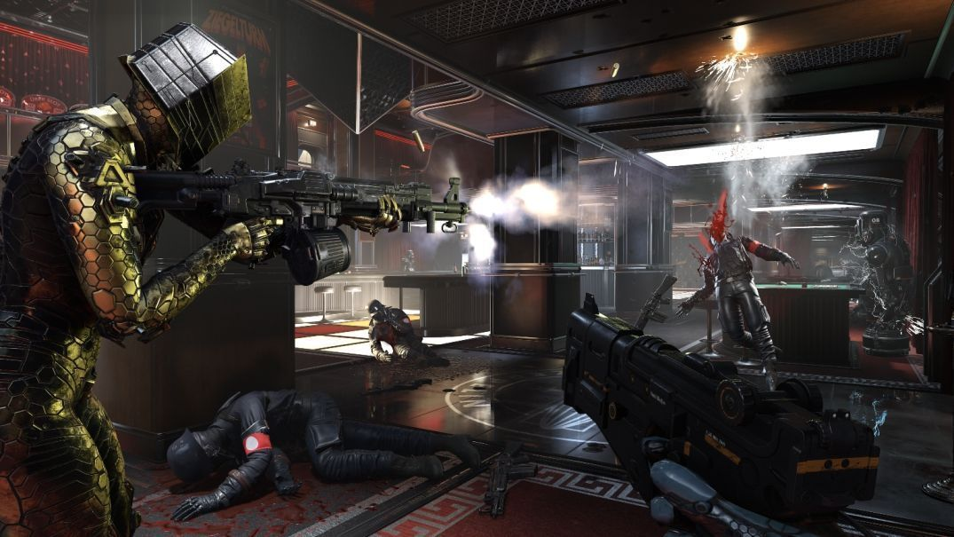 Wolfenstein Youngblood Deluxe Edition PC 2