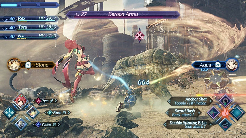 Xenoblade Chronicles 2 Switch Kuva 10