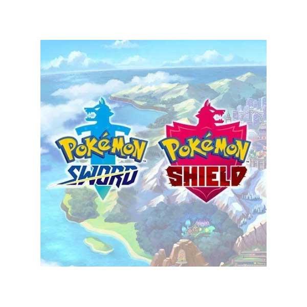 Pokemon Sword & Pokemon Shield