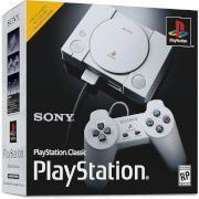 Sony Playstation Classic pelikonsoli