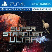 Super Stardust Ultra PS4 VR