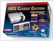 NES Classic Mini pelikonsoli