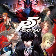 Persona 5 PS4 ja PS3