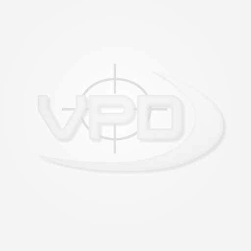 Esperanza Corsair langallinen musta/punainen PC PS3 PS2 peliohjain