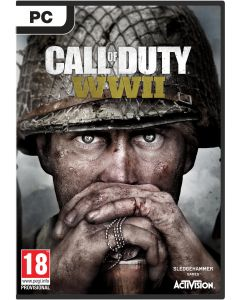 Call of Duty WWII PC välitön email toimitus