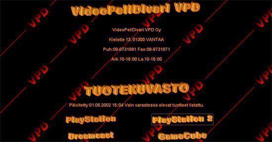 VideoPeliDivari VPD